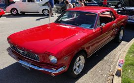 Ron's 66 Mustang Coupe