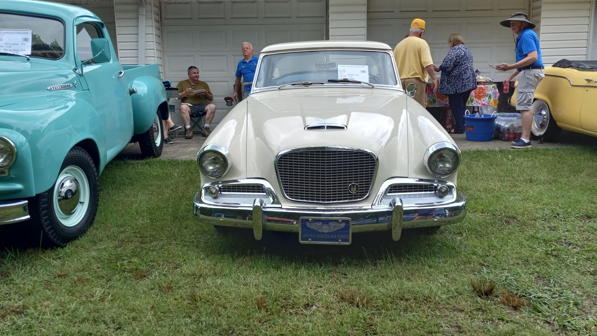 Studebaker Hawk classic car